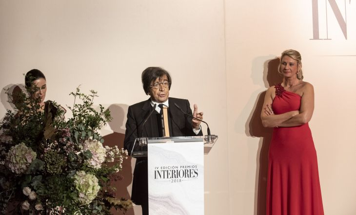 IV Premios Interiores:  Carlos Ferrater, galardón honorífico