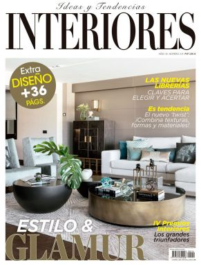 Portada Revista Interiores