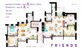APARTAMENTO FRIENDS PORTADA