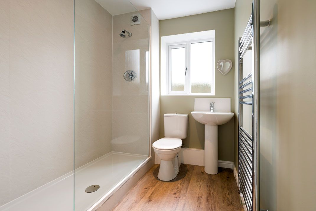 20 ideas para decorar baños pequeños