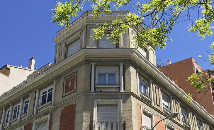 el edificio nunez de balboa