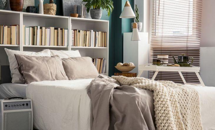 Cómo amueblar y decorar un dormitorio pequeño?