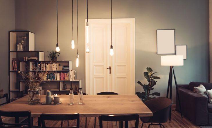 iluminación casa