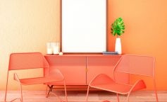 Tendencias Pinterest Living Coral