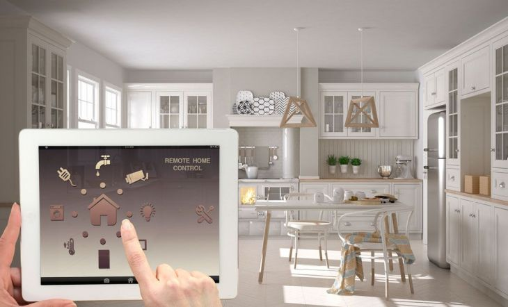 Domótica en casa hogar inteligente