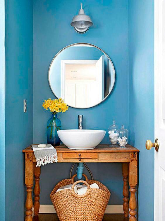 Decoración de un cuarto de baño pequeño: todo lo que debes ...