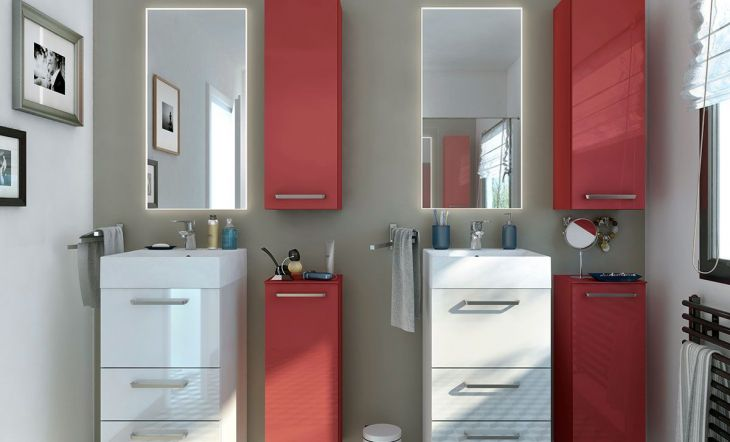 Decoración de un cuarto de baño pequeño: todo lo que debes saber