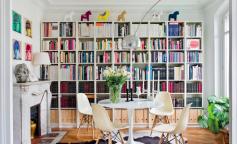 Ideas para organizar libros con estilo