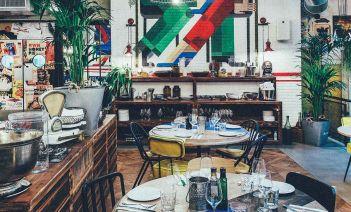 Ultramarinos barcelona restaurantes