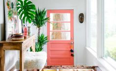 ideas puertas color