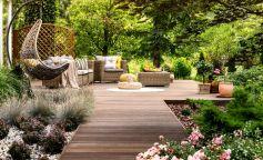 jardines verdes