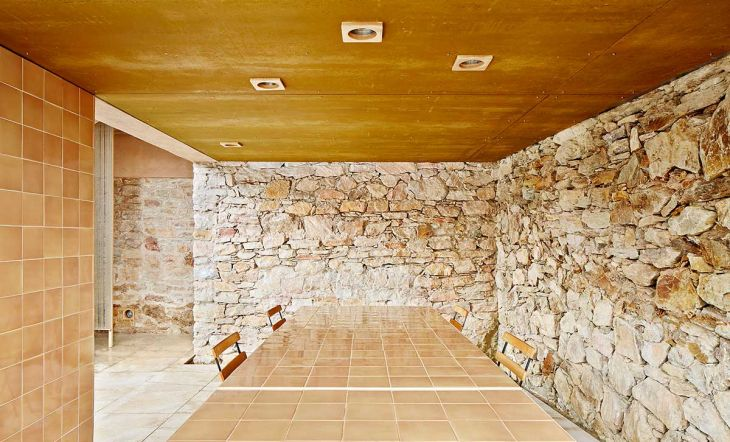 Fotografía: Cortesía de ASCER (Casa Andamio, bosch.capdeferro arquitectes, José Hevia)