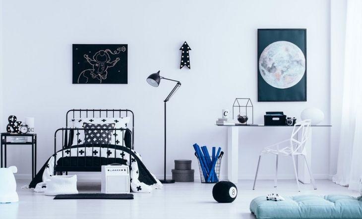 16 ideas para decorar la habitación de un adolescente