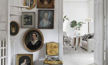 Reforma hogar clásico