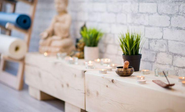 El yoga, ahora también en la decoración de tu casa
