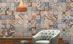 Recubrimiento con azulejos para suelos y paredes