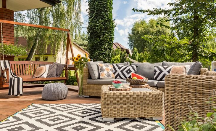 alfombras de verano