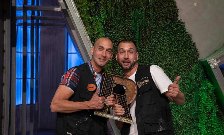 Iván y Albert, los primeros ganadores de Masters de la Reforma