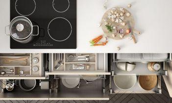 poner orden en tu cocina