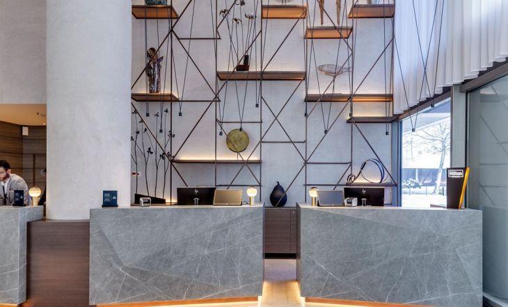 El restaurante europeo con el diseño más exquisito