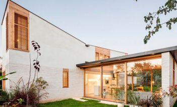 Una casa ecoeficiente y sostenible