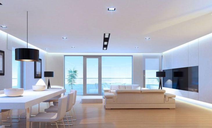 Estilo de decoración high tech para tener una casa inteligente