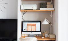 Mini oficinas para trabajar en casa