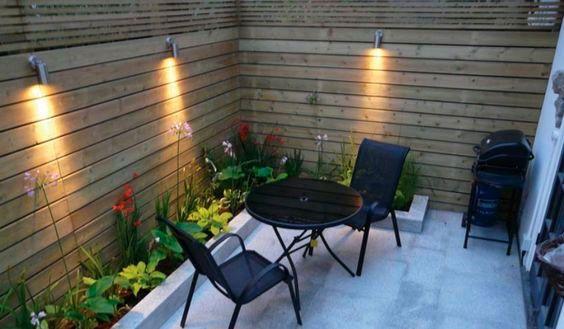 increíbles ideas de patio pequeño Ideas Para Aprovechar Al Mximo Tu Patio Interior En Verano