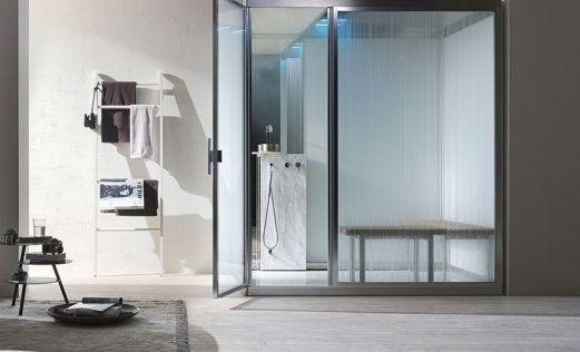 Topkavi equipado con ducha y cromoterapia