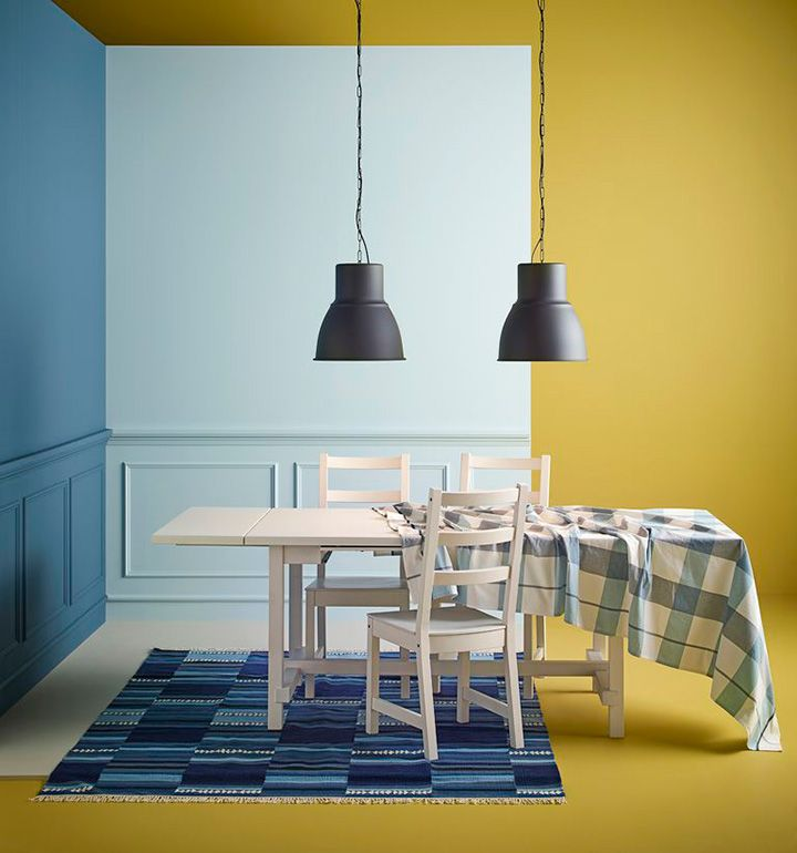 Tendencias decoracion 2020 Ikea paredes
