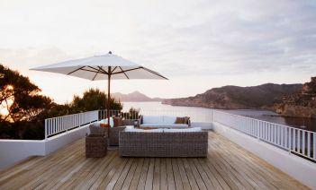 El parasol ideal para tu terraza o jardín
