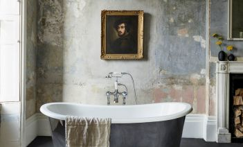 Baños clásicos con bañera