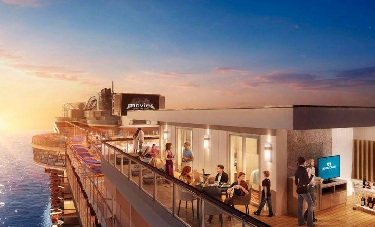 10 suites de crucero para soñar despierto