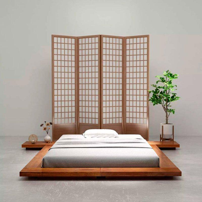 Tatamis Japoneses El Confort De Dormir A Ras De Suelo