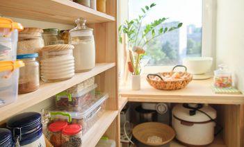 Cómo organizar eficientemente la despensa de tu cocina