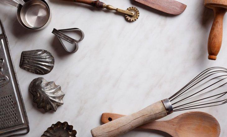 Los 10 utensilios de cocina más buscados en Pinterest