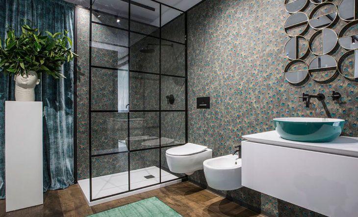 Di sí a los baños decorados
