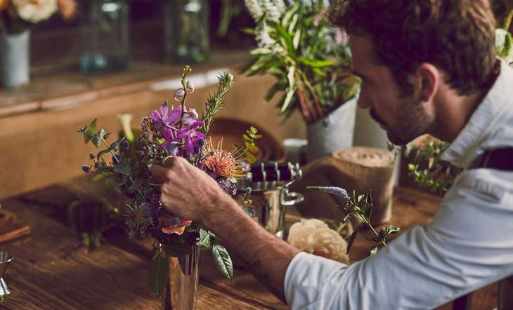 Spencer Falls   The unlikely florist LA3