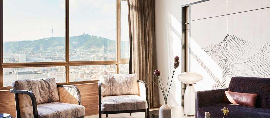 La Torre Catalunya se convierte en Nobu Hotel de la mano de Robert De Niro