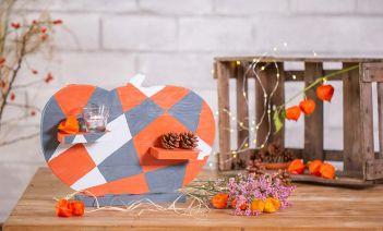 Monta y decora tu calabaza de Halloween en 9 pasos
