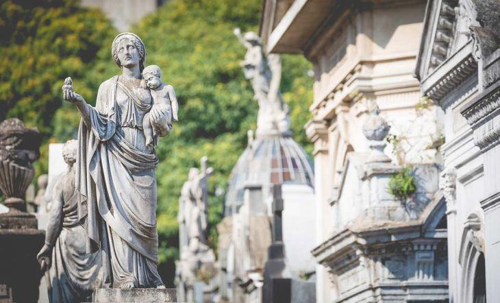 Los 12 cementerios más impresionantes del mundo