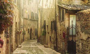 Cómo eran las casas medievales