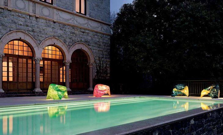 Descubre los muebles icónicos de la marca italiana Edra