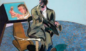 El Pompidou muestra la influencia de la literatura en la pintura de Bacon