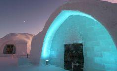 Hoteles bajo cero en tierras escandinavas y canadienses