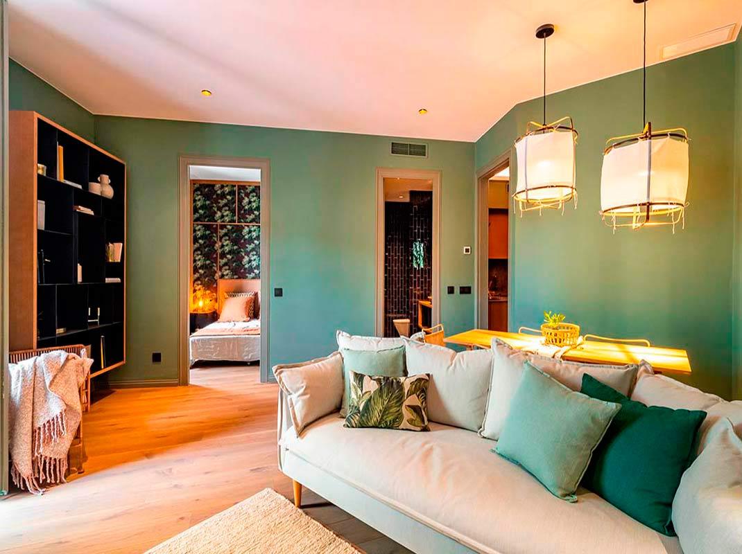 El universo 'Botanic' del diseñador Noé Prades atraviesa el interior de la Casa dels Caragols