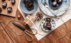 Ideas para una mesa de Navidad minimal