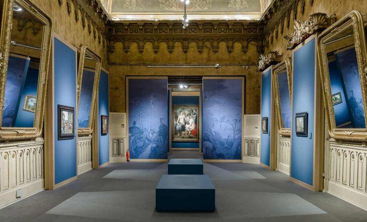 El renovado Palacio de Gaviria abre sus puertas a la cultura