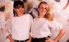 Entrevista a Angie Hidalgo y Eva Luccioro