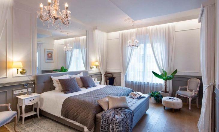 El estudio Egue y Seta diseña un ático de 500 m2 y corte clásico en Barcelonaj.pg